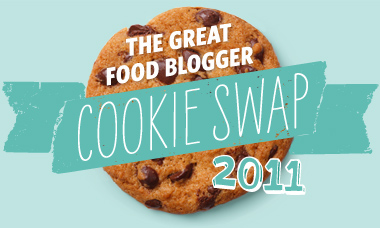 The Great Cookie Swap 2011 – Gingersnap Cream Cheese Sandwich Cookies